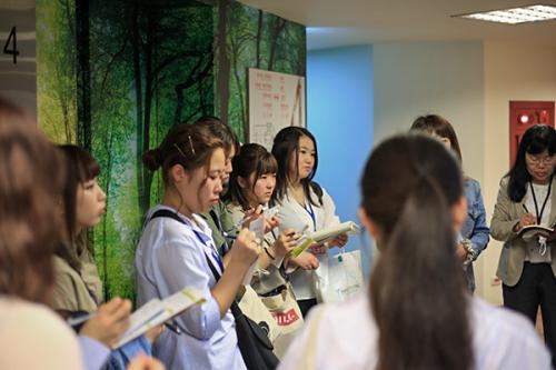 台北の病院へ視察研修